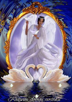 *-f* Fashion Videos, Good Night, Fairies, Angels, Fantasy, Painting, Women, Cute, Nighty Night