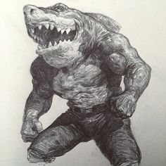Ripster - Street Sharks  by Dave Rapoza