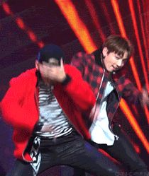 BTS V JK | I loved 21st cent girls before the choreo came out then it got 200x better with the choreo