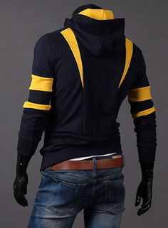 mens fashion looks fab. Casual Outfits, Men Casual, Fashion Outfits, Womens Fashion, Mens Sweatshirts, Hoodies, Style Masculin, Hoodie Outfit, Types Of Sleeves