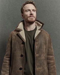 Michael Fassbender: 'I was a bit of a worrywart. I've tried to work on that'