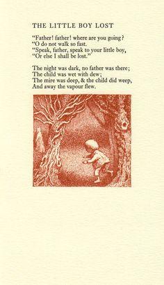"""Maurice Sendak's Rarest Art: His Vintage Illustrations for William Blake's """"Songs of Innocence"""" – Brain Pickings"""