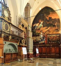 #Dwór Artusa #Gdańsk, #Poland