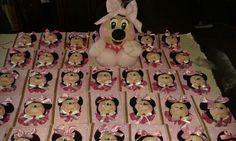 Minnie bebe..anotadores...