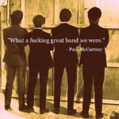 Beatles, Beatles, Beatles. I can't even tell you how much i love this♡