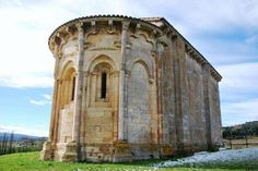 S.Vicentejo (Treviño, Burgos) Ermita de la Concepción.  Carmen Castaño MarquesAmigos del Romanico / Friends of Romanesque