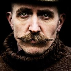 """""""Meet Billy Childish. Artist, author, poet, photographer, film maker, singer, guitarist and much, much more. He's a living, breathing English cult hero who has influenced the likes of Tracey Emin, Kurt Cobain and Kylie Minogue. No wonder he turned down Celebrity Big Brother"""""""