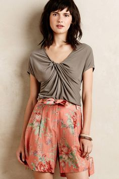 Entwined Tee by Lost April #anthroregistry