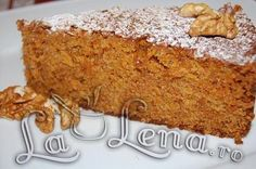 No Cook Desserts, Dessert Recipes, Carrot Cake, Coco, Vanilla Cake, Tiramisu, Banana Bread, Carrots, Muffins