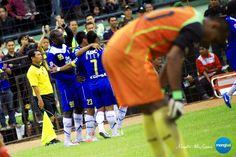 Persib vs Psps : Amin Syarifudin has conceded 4 goals, Psps themselves struggling in a game against Persib