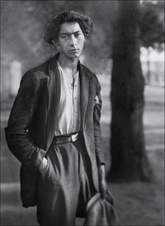 August Sander, The Gypsy, 1930