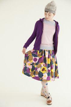 flower basket スカート | minä perhonen