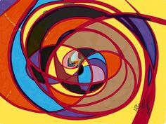 Disorder, glicee on canvas since $70.00  Para adquisición: arteracines@yahoo.es