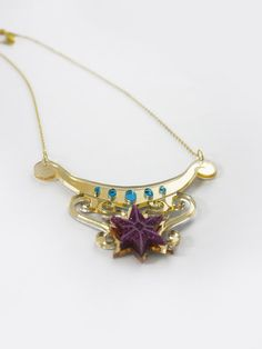 Twilight Sparkle Element of Magic Necklace by edenki on Etsy, $28.00 I want the element of loyalty!!!!