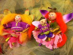 Blossom Fairy Mamas and Baby