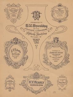 monograms 2 - The Daily Heller