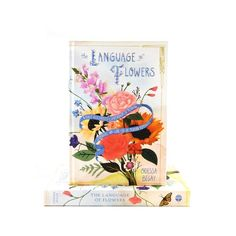 The Language of Flowers Odessa Begay's lavishly illustrated compendium is an immersive experience in color and beauty. She provides a concise history of the language of flowers, then introduces fifty of the most popular blooms worldwide. Each entry combines Begay's extraordinary art and a mix of botanical lore, literary excerpts, mythology, folklore, contemporary anecdotes, and fun facts. Immersive Experience, Language Of Flowers, New York Public Library, Folklore, Mythology, Fun Facts, Bloom, Lettering, Popular