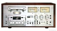 Vintage audio Pioneer CT-1000 tape deck