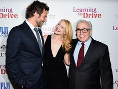 Star Tracks: Thursday, December 17, 2015 | ODE TO PATRICIA | Bradley Cooper and director Martin Scorsese come together in N.Y.C. on Tuesday to honor actress Patricia Clarkson at a celebration presented by FIJI Water and Truvée Wines at Mr. Purple.