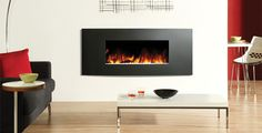 Discount Stoves & Fireplaces: Gazco Studio 2 Verve Electric Fire
