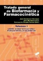 Tratado de biofarmacia y farmacocinética....
