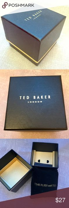 37432ef3dcf88e ✨Ted Baker Gift Box and Cushion✨ OBO Ted Baker Gift Box with Cushion (
