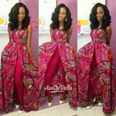 Hello Ladies, here are the selected top ten beautiful and unique ankara styles outfit with beautiful ladies rocking these creative ankara styles and designs. African Inspired Fashion, African Print Fashion, Africa Fashion, Fashion Prints, African Women Fashion, African Print Dresses, African Fashion Dresses, African Dress, Ghanaian Fashion