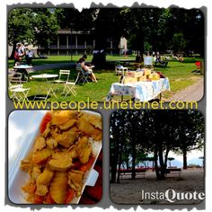Lovely day at the park!  www.people.unetenet.com Online Business, Park, People, Parks, People Illustration, Folk