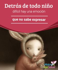 Detrás de todo niño difícil hay una emoción que no sabe expresar  Detrás de todo niño difícil se esconde un caos emocional revestido de ira, e incluso desobediencia, que nunca es fácil de abordar por parte de sus padres o profesores. Teaching Kids, Teaching Resources, Learning Activities, Activities For Kids, Spanish Jokes, School Psychology, Kids Health, Emotional Intelligence, Kids And Parenting