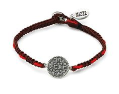 Wish Fulfillment Macrame Bracelet for Women with Silver Solomon Seal & Authentic Red String MIZZE Made for Luck Jewelry http://www.amazon.com/dp/B008HP1BRQ/ref=cm_sw_r_pi_dp_LVq8wb19YQE5Z