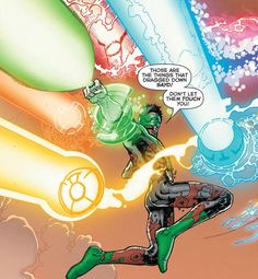 Kyle Rayner screenshots, images and pictures - Comic Vine Dc Comics Characters, Dc Comics Art, Marvel Dc Comics, Make A Comic Book, Comic Books Art, Comic Art, Green Lantern Kyle Rayner, Lantern Rings, Green Lantern Corps
