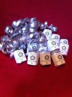 These are perfect for a birthday party favor bag or as an addition to your food buffet. Not only is chocolate delicious and loved by all but
