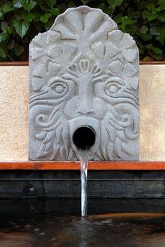 Sculpture pour le bassin-copyright Véronique Delalix