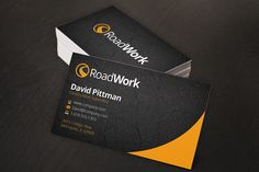 Check out Construction Business Cards by ultimatebundles on Creative Market