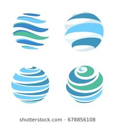Find Abstract Blue Global Planet Stripped Vector stock images in HD and millions of other royalty-free stock photos, illustrations and vectors in the Shutterstock collection. Global Logo, Sound Logo, Planet Logo, Logo Images, Logo Inspiration, Logo Templates, New Pictures, Royalty Free Photos, Planets