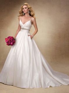 Maggie Sottero Wedding Dresses - Style Stephanie 24933...front