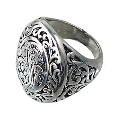 Silver jewels – Turkey Ring