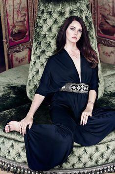 OUTTAKE: Lana for 'FASHION Magazine' (2014)