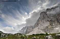 Alta Via 1 (Dolomite High Route) Italy #hiking #camping #outdoors #nature #travel #backpacking #adventure #marmot #outdoor #mountains #photography