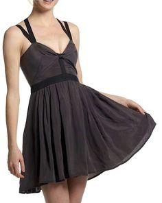 Using it all - Daniel Silverstein zero waste dress.  #eco #green #sustainable #fashion