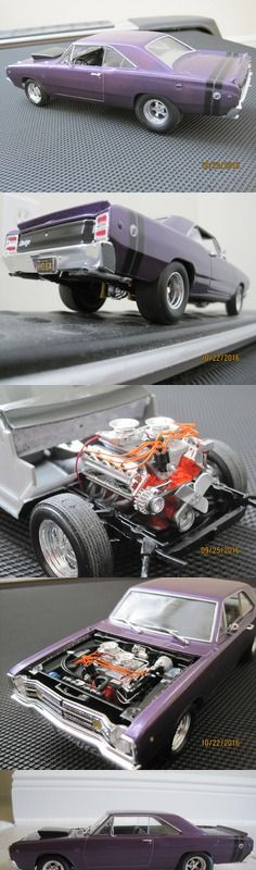 1968 Dodge Hemi Dart 2'n1 Plastic Model Car Kit in 1/25 Scale. @ http://www.hobbylinc.com/cgi-bin/pic.cgi?t=pics_user_galleries&item_i=77065&pic_user_i=19509&pic_pic_i=8637