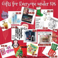 Having a hard time finding that perfect gift for someone special? Check out the gifts at www.youravon.com/LCRAYTON  #christmasgifts