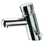 Found it at Wayfair - Deck Mounted Bathroom Sink Faucet with Pillar Tap