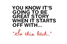@Melissa Delgado @Elizabeth F TRUE STORY!!! I feel like i have these convos with you two the most!!! lol