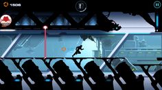 Vector 2 Android Oyunu