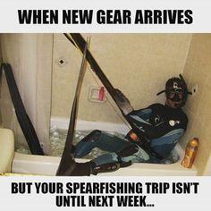 When new gear arrives...!!!! BY: @heikowinkler