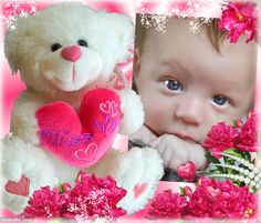 Miss You Teddy for Friends Love