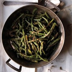 Blanched and Blistered: Mastering The Green Bean