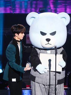 Kim Hanbin Ikon, Double B, My One And Only, Mickey Mouse, Happy Birthday, Disney Characters, Anime, Idol, Boys