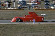 Al Holbert VDS-001 Chevy Can-Am race car